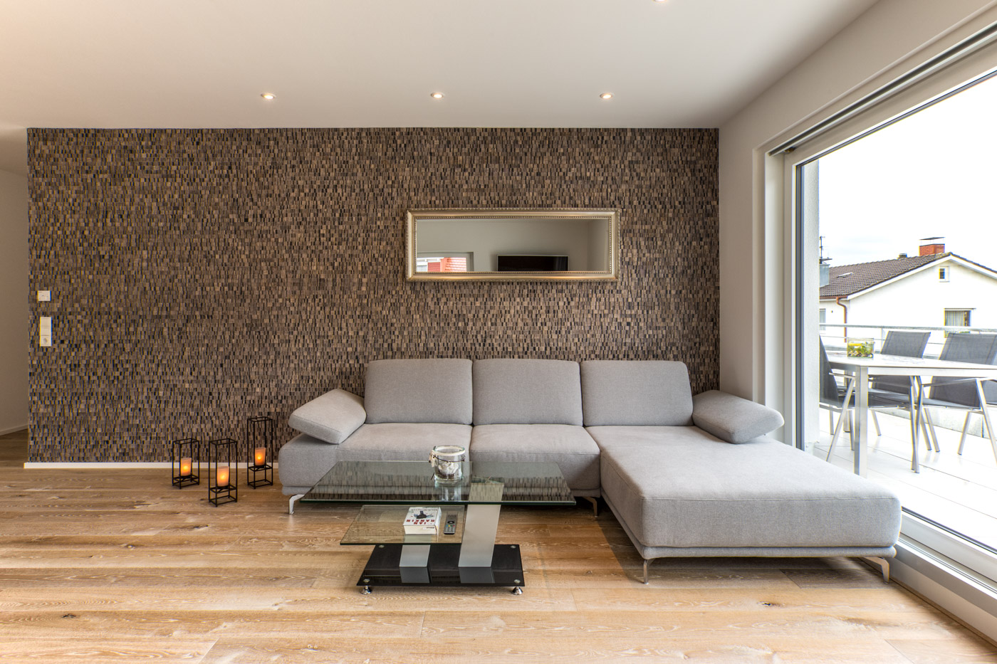 Wohngefühl  Innenausbau & Der Laden  Neubau Wohnung